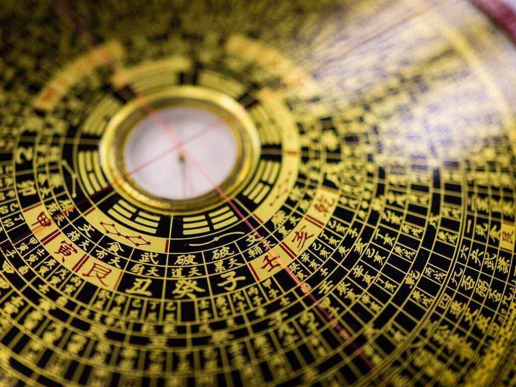 Luo Pan Feng Shui Compass